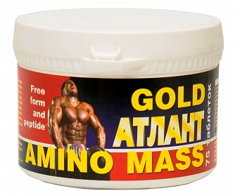 Amino mass gold